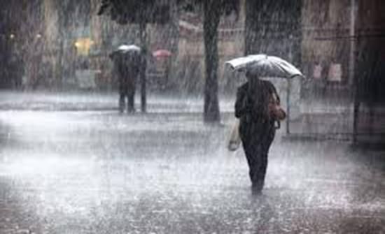 أجواء شديدة البرودة وأمطار غزيرة اليوم