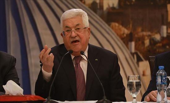 عباس يجدد رفضه مخطط الضم الإسرائيلي