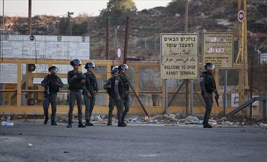 الجيش الإسرائيلي يصيب شاباً ويعتقل 12 آخرين شمال الضفة