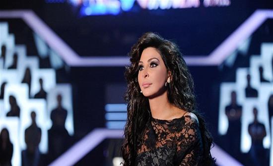 صورة : إليسا تتخلّى عن وصلات شعرها