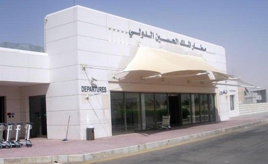 مطار الملك حسين بالعقبة يستقبل اولى الرحلات الجوية من مصر
