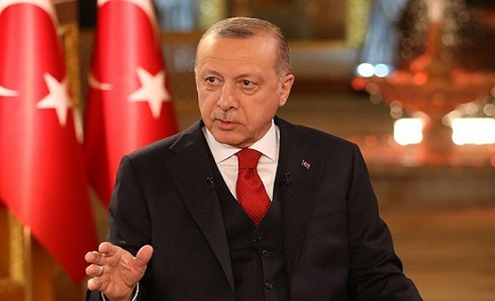 فيديو :اردوغان يزور آيا صوفيا