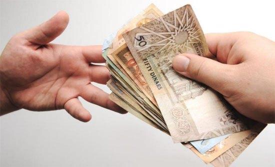 المصري : رواتب المتقاعدين لن تقل عن 300 دينار