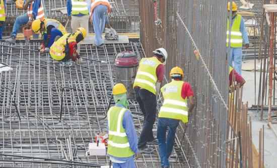 المهندسين تطالب العودة الفورية للعمل في قطاع الانشاءات