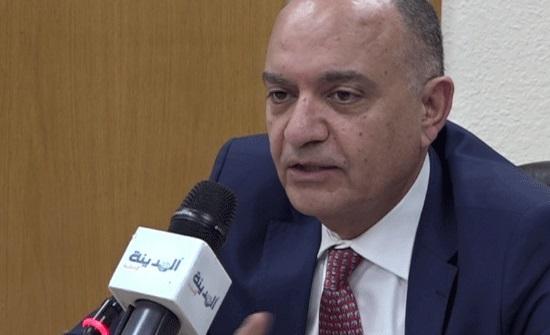 العضايلة يهنئ مصر بتحرير السفينة العالقة بالسويس