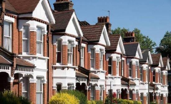 ارتفاع أسعار المنازل لأعلى وتيرة في بريطانيا