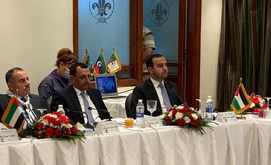 الجمعية العمومية الثالثة عشر للاتحاد الكشفي للبرلمانيين العرب تعقد اجتماعاتها بالقاهرة