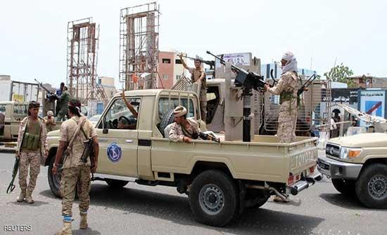 إصابة 4 بينهم جنديان بهجوم على قسم شرطة في عدن