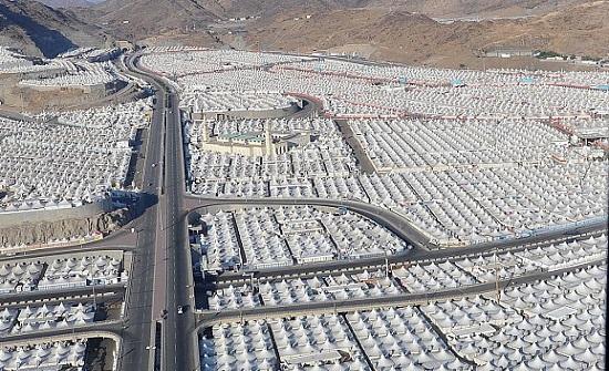 السعودية: اكتمال وصول حجاج بيت الله إلى مشعر منى لقضاء يوم التروية