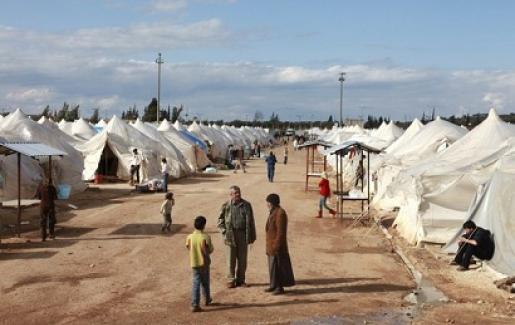 احتفالية تتناول دور شباب مخيم الزعتري في الاستجابة لجائحة كورونا