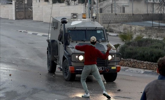 إصابة فلسطينيين خلال مواجهات مع الجيش الإسرائيلي شمالي الضفة