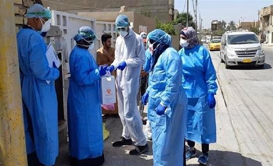العراق: 100 وفاة و2229 إصابة جديدة بكورونا