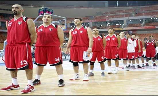 منتخب السلة يشارك ببطولة أطلس استعدادا لكأس العالم