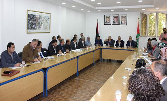 المجلس الاقتصادي والاجتماعي يناقش تحديات المشروعات الصغيرة والمتوسطة