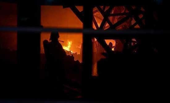 العراق.. مصابان في ثالث حريق بمستشفى منذ أواخر أبريل