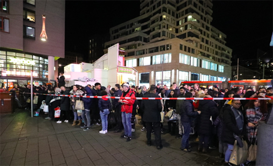 هولندا.. إصابة عدة أشخاص في حادث طعن في لاهاي- (فيديو)
