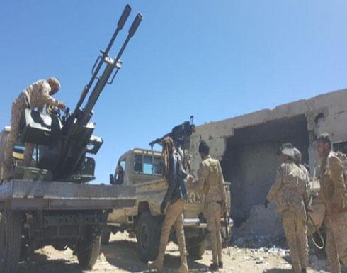 بدعم التحالف.. الجيش اليمني يحرر جبل الضراوية في صعدة