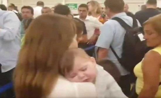 أمن مطار بيروت يكذب نانسي عجرم: لم تنتظر اكثر من 12 دقيقة!