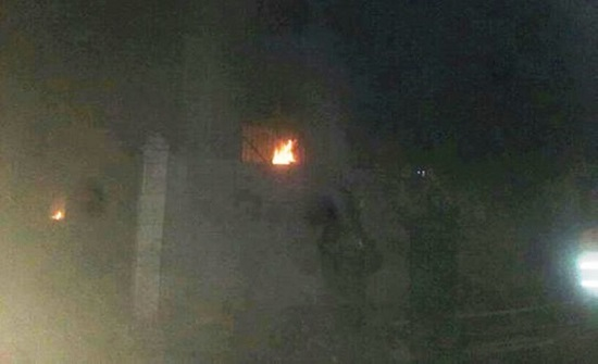عين الباشا : مقتل خمسيني دهساً خلال مشاجرة وحرق منزل الفاعل
