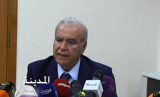 وزير التربية: اللقاء مع ممثلي نقابة المعلمين كان ودياً وتم خلاله طرح القضايا العالقة