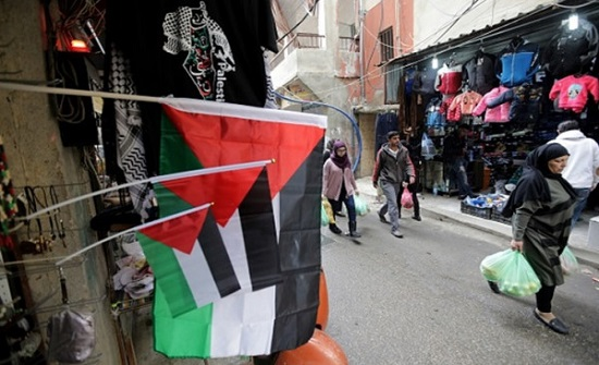 """""""العمل الإسلامي"""" يدعو السلطات اللبنانية للتراجع عن قرارها حول عمل اللاجئين الفلسطينيين"""