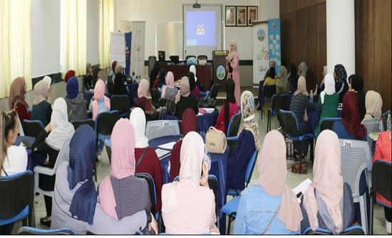 جامعة الزرقاء تعقد ورشة توعية للكشف المبكر عن سرطان الثدي