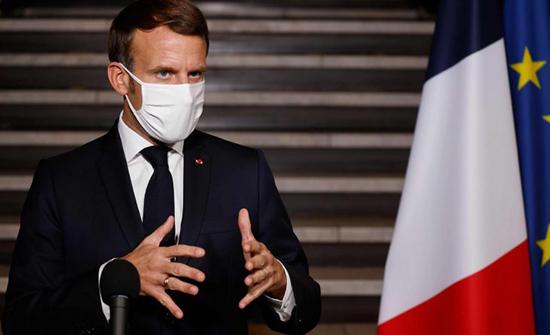 """ماكرون: الحكومة الفرنسية تكثف الإجراءات ضد """"التطرف الإسلامي"""""""