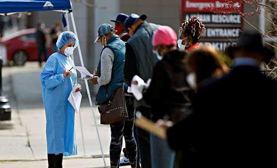 بايدن: نهدف لتطعيم 70% من الراشدين خلال أشهر