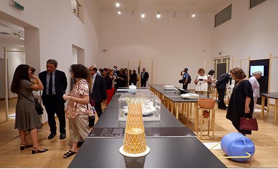 المتحف الوطني ينظم معرضين عن أشكال الماء والخط الفاصل