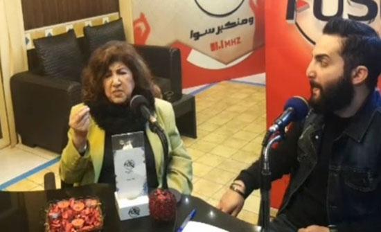 """هدى شعراوي """" ام زكي """"  تتفاخر بتسوّلها لبشار الأسد!"""