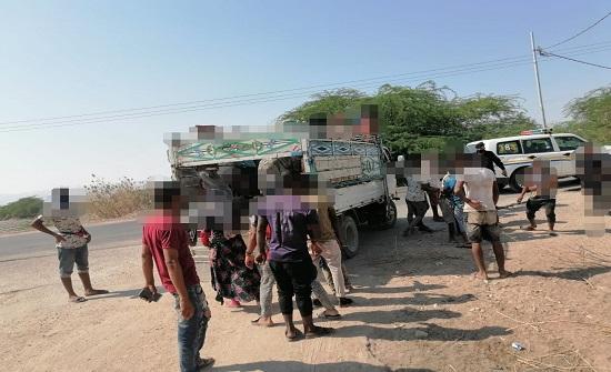 ضبط مركبة تحمل 32 راكبا في وادي عربة