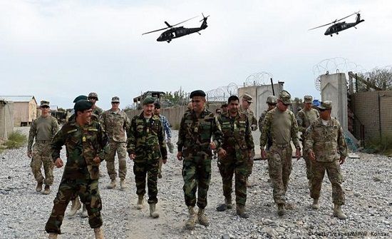 ألمانيا تحدد موعد سحب قوات الناتو من أفغانستان وروسيا تدعو أمريكا لأمر والبرلمان الأفغاني يحذّر