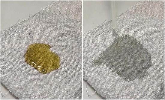 شاهد اختراع مذهل يجعل الملابس تنظف نفسها بنفسها