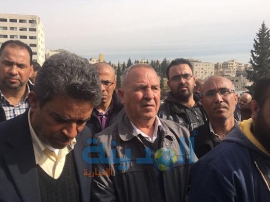 """اتفاق مع الحكومة لتعليق اعتصام المزراعين أمام """"النواب"""""""
