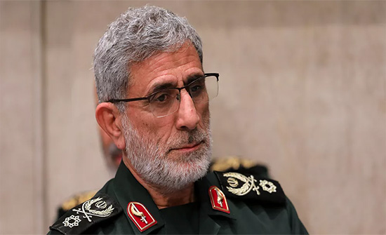 قائد فيلق القدس الإيراني: لا نستبعد أن يكون الانتقام لاغتيال سليماني في عقر دار الأعداء