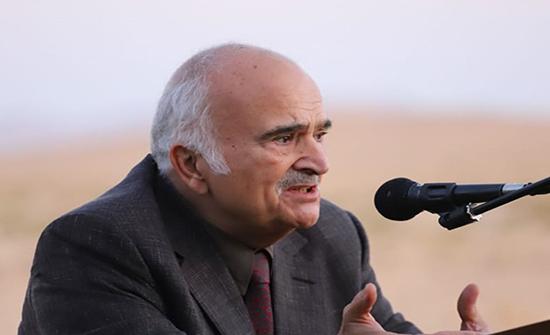 الأمير الحسن يلتقي المشاركين من أبناء بادية بلاد الشام بتجمع وادي رم