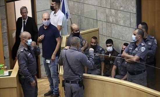 """هيئة فلسطينية: إسرائيل تسمح بزيارة اثنين من """"الأسرى الأربعة"""""""