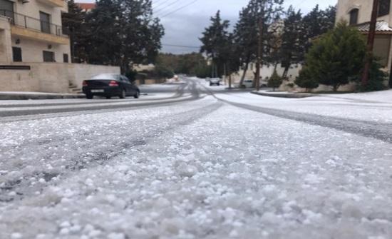 طقس العرب : ذروة الهطل الثلجي لم تأتِ بعد وتوقعات باشتداده مع ساعات الليل