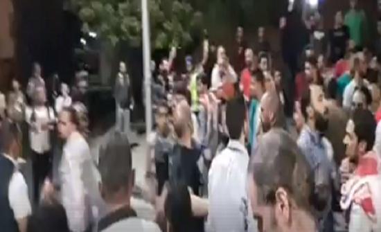 شاهدوا البث المباشر لاعتصام الدوار الرابع