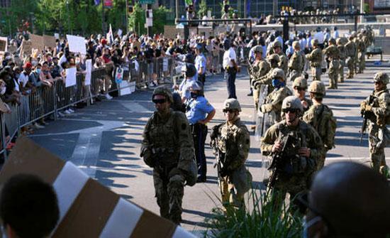 CNN: تكاليف استخدام الحرس الوطني لحماية واشنطن قد تتجاوز 21 مليون دولار