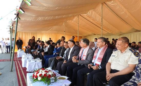 البريد الاردني يحتفل بعيد الجلوس الملكي