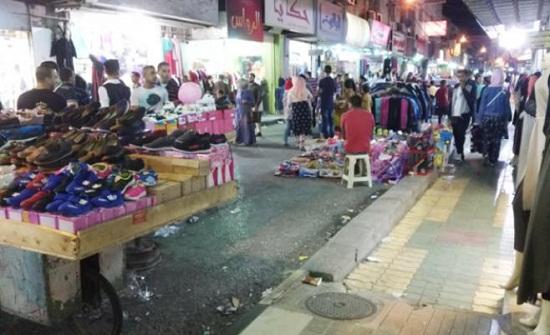 جولات رقابية على أسواق الزرقاء للتأكد من التقيد بالأسعار