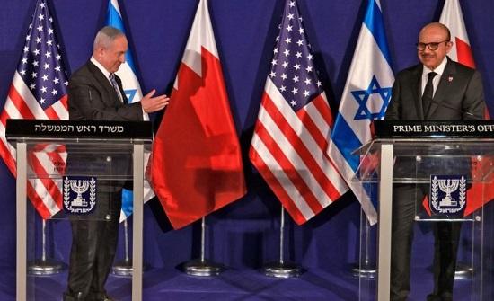 إسرائيل والبحرين توقعان مذكرة تفاهم في مجال السياحة
