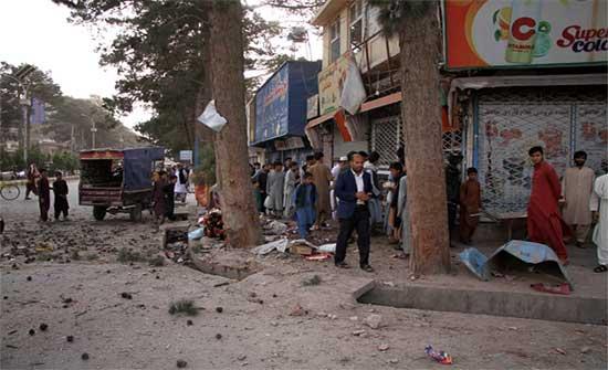 انفجار لغم يقتل 11 مدنيا شرقي أفغانستان