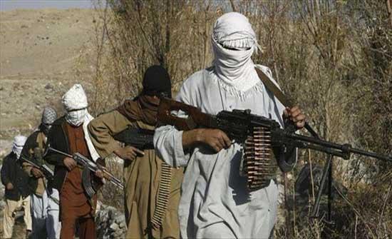 """خلال 24 ساعة.. سقوط 13 مقاطعة أفغانية بيد """"طالبان"""""""