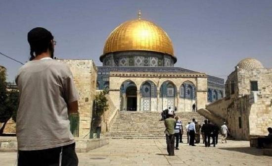 الأردن يدين استمرار الانتهاكات الإسرائيلية في المسجد الأقصى المُبارك