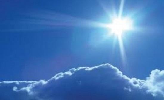 الأربعاء : طقس صيفي مشمس