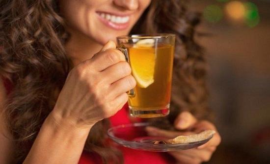 مشروب مسائي للتخلص من الكرش