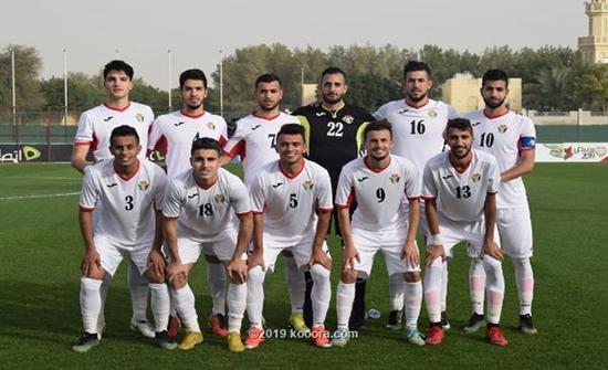 المنتخب الأولمبي يباشر تدريباته في الإمارات استعداداً لبطولة دبي