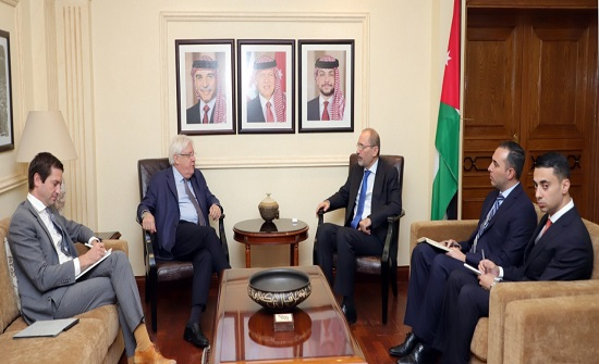 الصفدي: إنهاء التصعيد في عدن يمر عبر مبادرة السعودية